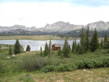Scab Creek Trailhead: Divide Lake – Silver Lake Loop