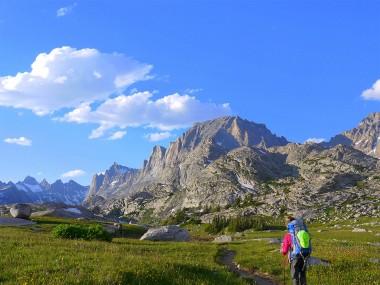 Elkhart Park Trailhead: Fremont Peak Summit