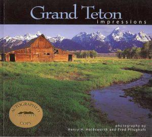 Grand Teton Impressions