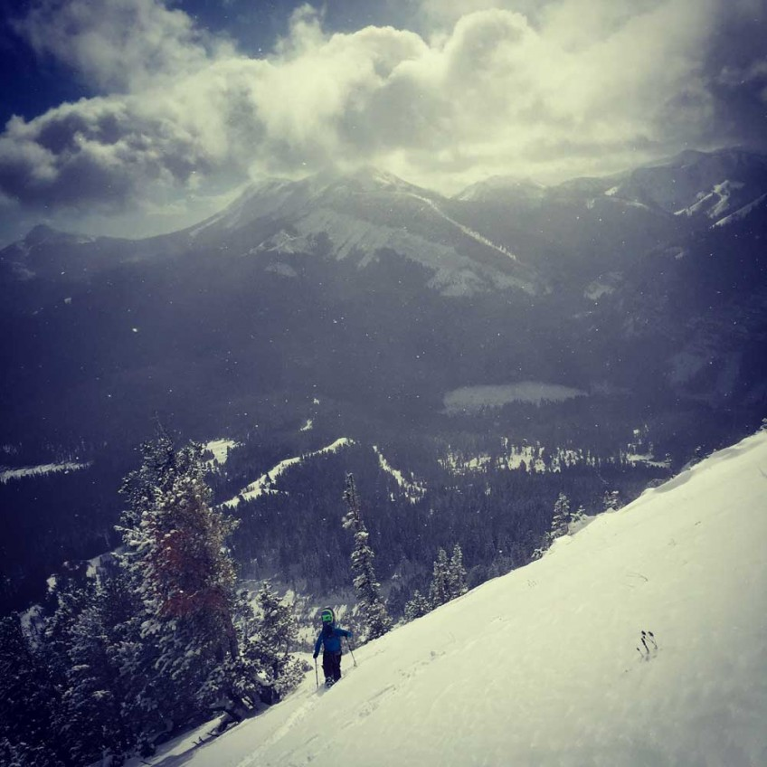 Backcountry Conditions 11/8/15