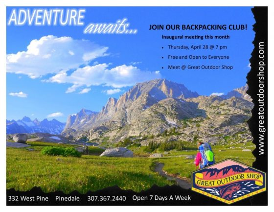 Backpacking Club