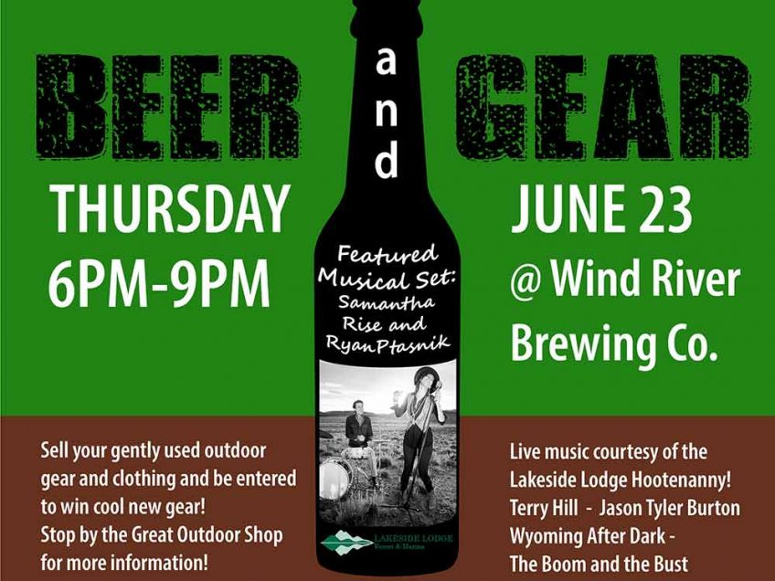 Beer and Gear-06/30/16
