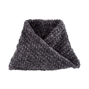 Avalon Neckwarmer-Black