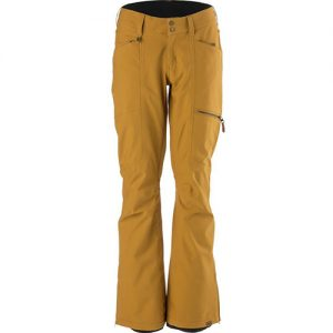 ROXY Women's Cabin Pant in Bone Brown