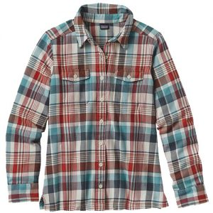 Fjord Flannel-Bay Laurel Toasted White