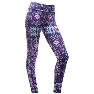 Pulse Tight-Sweet Violet Boho Print