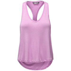THE NORTH FACE Women's Versitas Tank in Violet Tulle