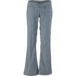 THE NORTH FACE Women's Wander Free Pant in Indigo Chambray
