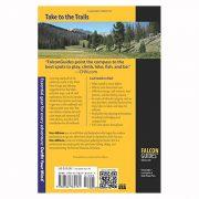 Hiking Wyoming's Wind River Range - Back