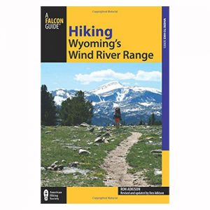 Hiking Wyoming's Wind River Range - Front