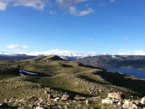 Trailhead Conditions Report 5/23/2017