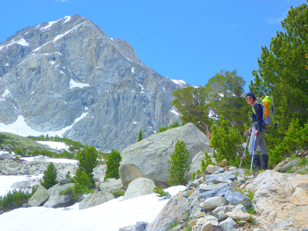 Laura and Washakie Peak