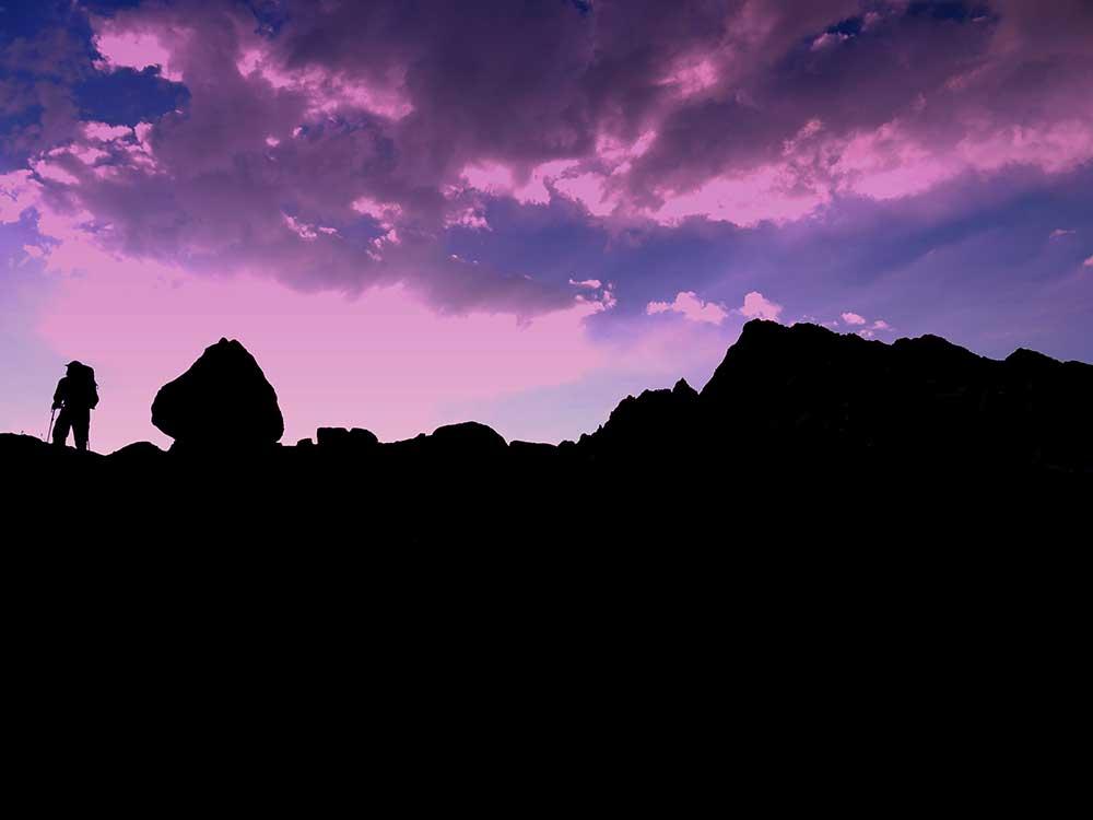 Indian Basin Sunrise