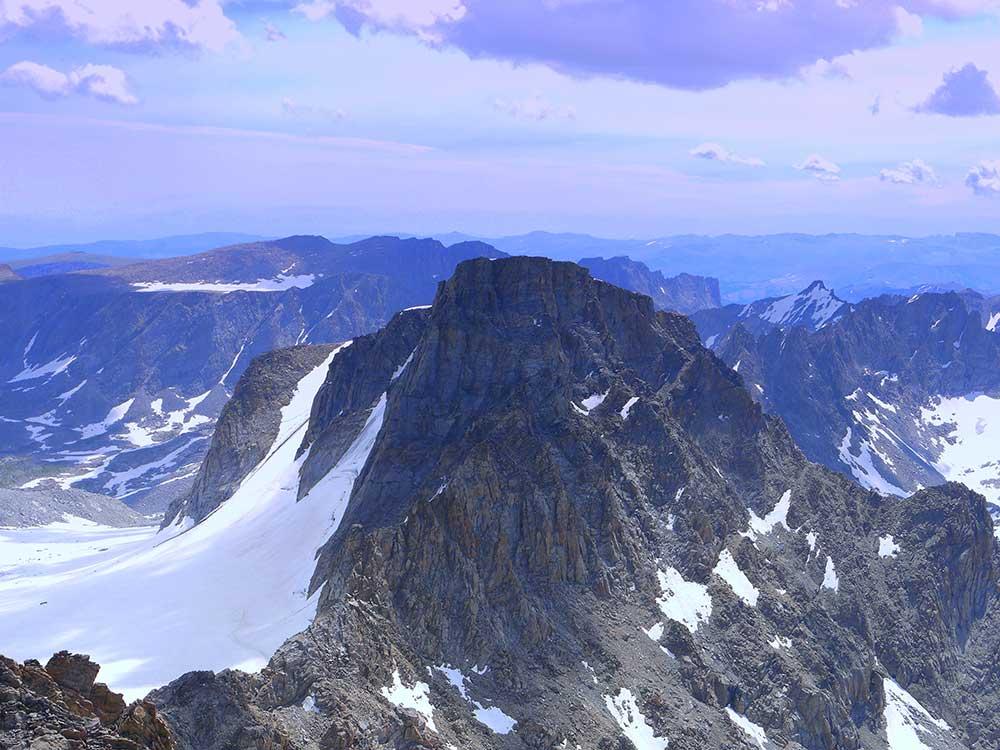 Fremont Peak Summit