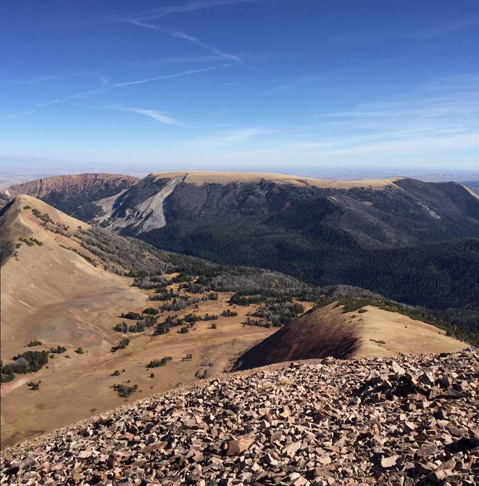 Wyoming Peak Summit