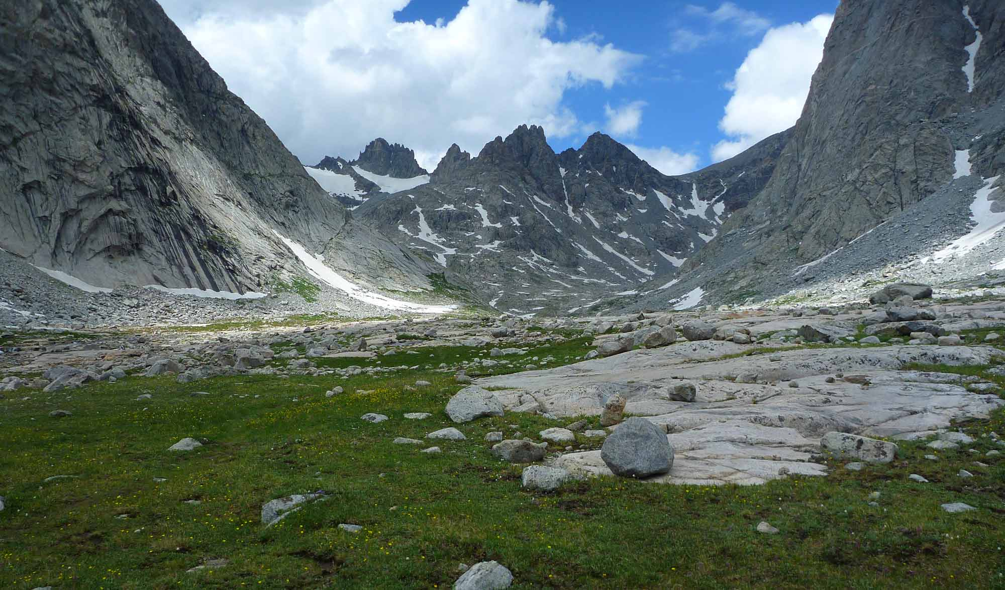 Titcomb Basin - Wind River Range
