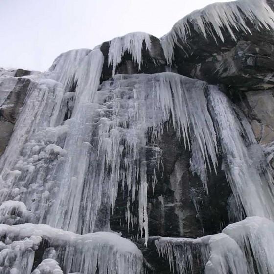 Ice & Snow Conditions 11-28-2015