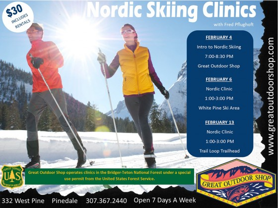 Nordic Skiing Clinic Series
