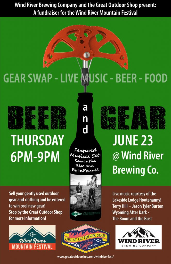 Beer and Gear