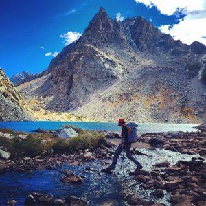 Laura Peak Lake