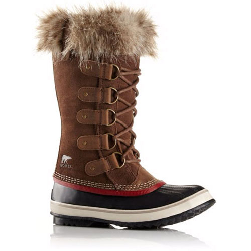 SOREL Women's Joan of Arctic Insulated Boots in Umber
