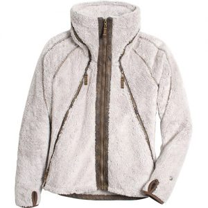 KUHL Women's Flight Jacket in Stone