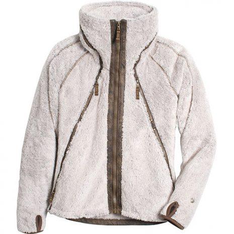 KUHL Women's Flight Jacket in Stone