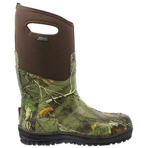 BOGS Men's Classic Ultra High Real Tree Camo Side