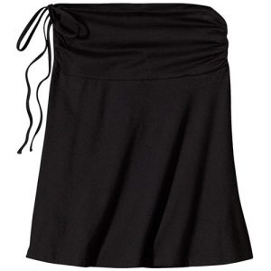 PATAGONIA Women's Lithia Convertible Skirt in Black