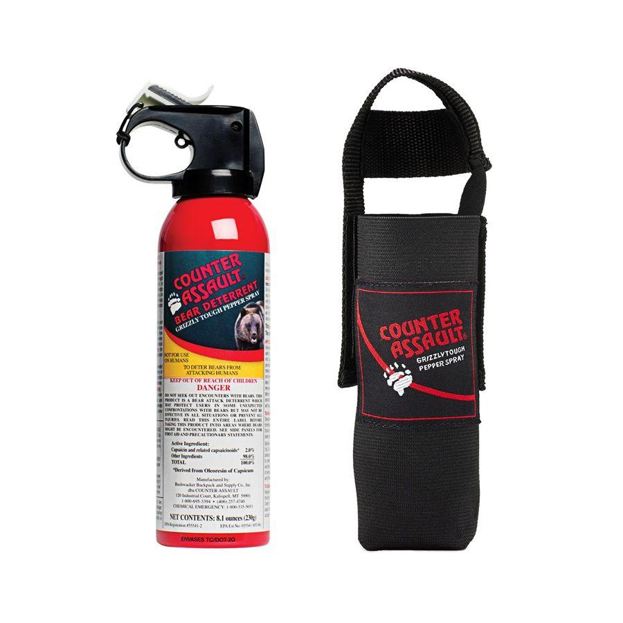 Counter Assault 8.1oz Bear Spray