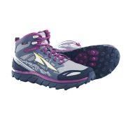 ALTRA Women's Lone Peak 3.0 NeoShell Mid Purple Pair