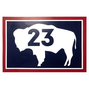 23-Buffalo-Sticker