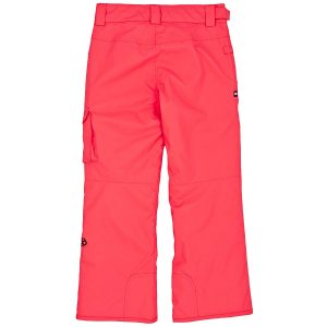 686-girls-agnes-insulated-pant-poppy-back