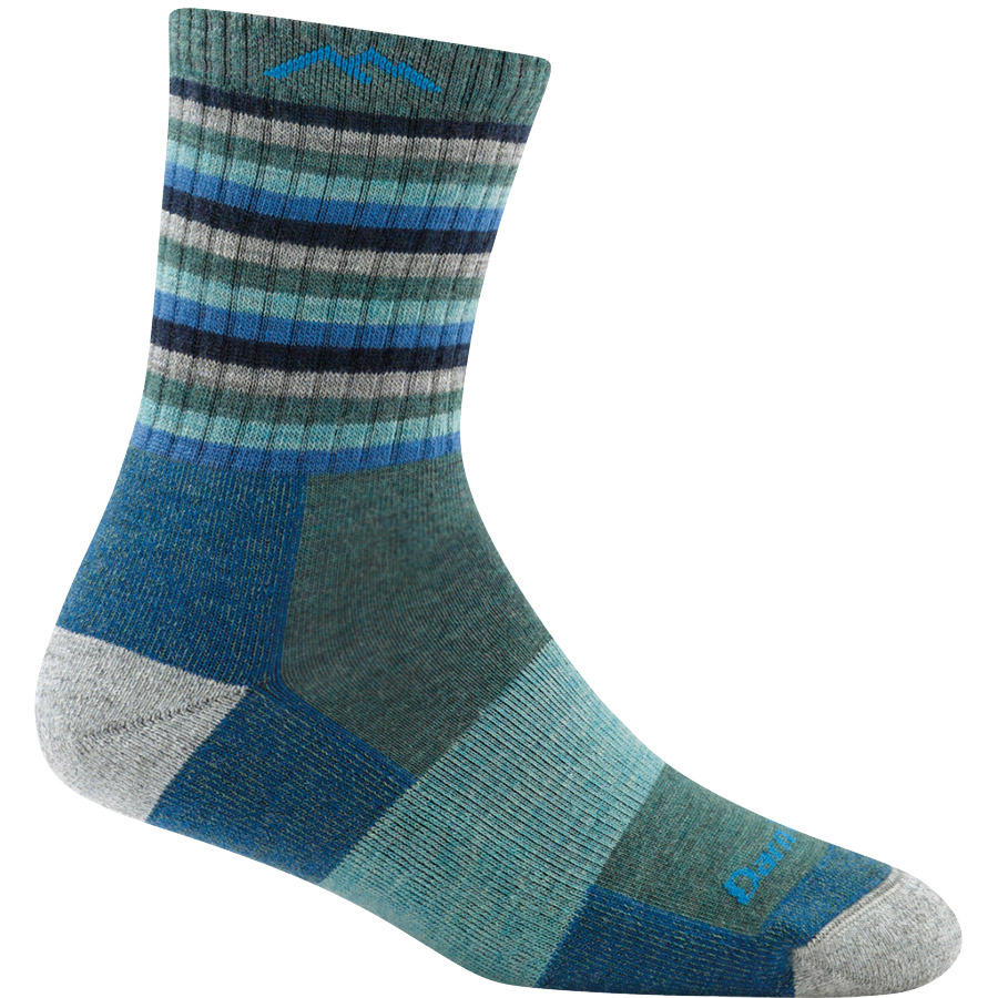 darn-tough-1904-womens-stripes-micro-crew-cushion-aqua-stripe