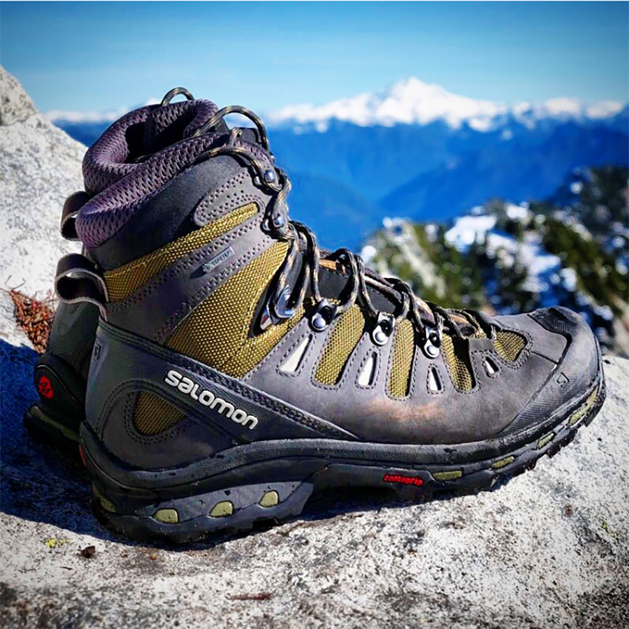 d09451decc1f SALOMON Men s Quest 4D GTX Boots - Great Outdoor Shop