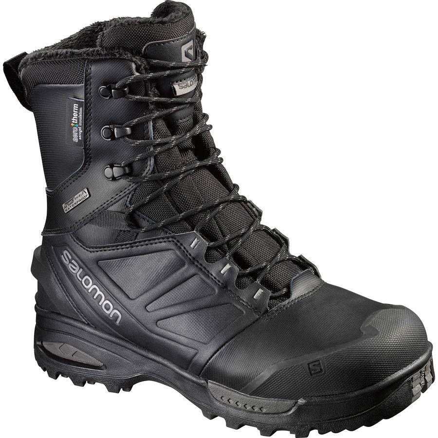 c18e9de7 SALOMON Men's Toundra Pro CSWP Snow Boot