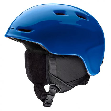 Smith Optics Kids Zoom Jr Snow Helmet, Blue