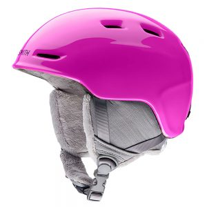 Smith Optics Kids Zoom Jr Snow Helmet, Pink