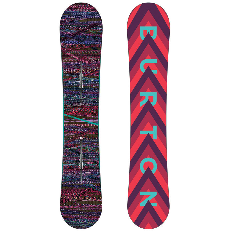 Burton Women's Feather Snowboard - 2018