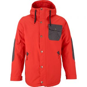 BURTON Men's TWC Primetime Insulated Jacket