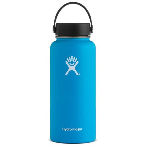 Hydro Flask 32-Ounce Wide-Mouth Bottle, Pacific