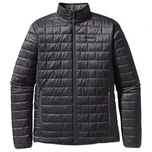 PATAGONIA Men's Nano Puff Jacket-Forge Gray