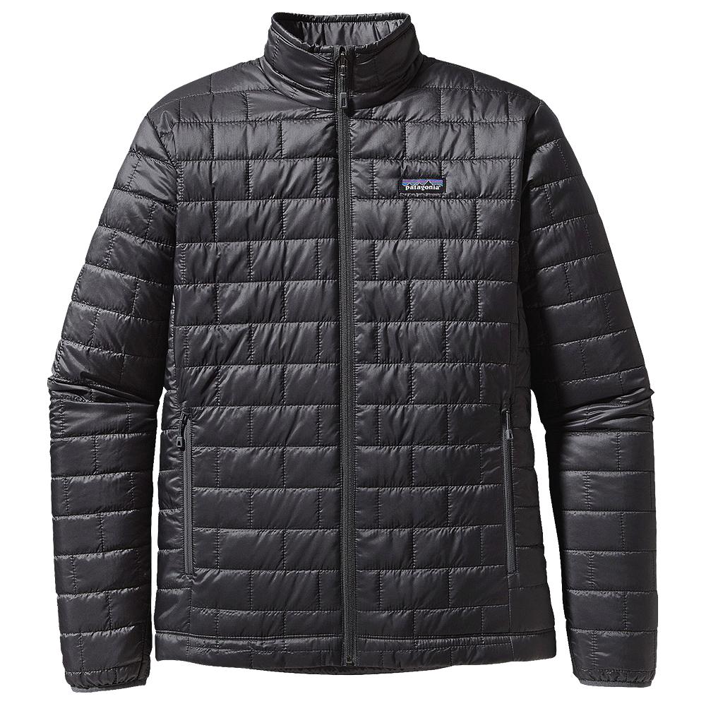 PATAGONIA Men's Nano Puff Jacket-Forge Gray