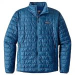 PATAGONIA Men's Nano Puff Jacket-Underwater Blue
