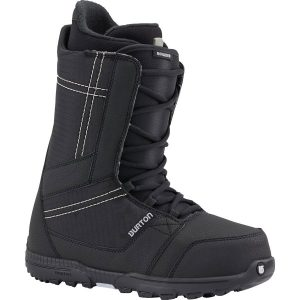 Burton Invader Snowboard Boots 2017 Black Side