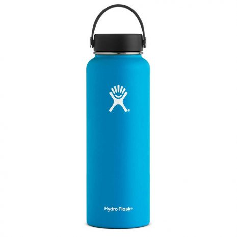 Hydro Flask 40-Ounce Wide-Mouth Insulated Bottle, Pacific