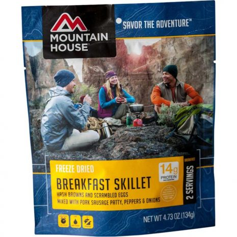 MOUNTAIN HOUSE Breakfast Skillet Dehydrated Meal