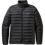 Patagonia Men's Down Sweater Jacket, Black