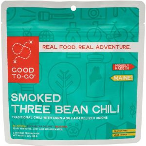GOOD TO GO MEALS Smoked Three Bean Chili Dehydrated Meal
