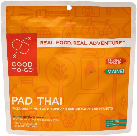 GOOD TO-GO Pad Thai Dehydrated Meal
